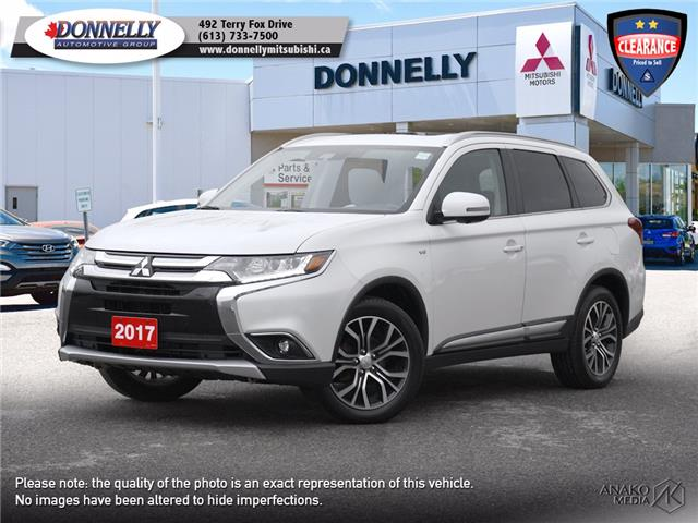 2017 Mitsubishi Outlander GT (Stk: MT72A) in Kanata - Image 1 of 30