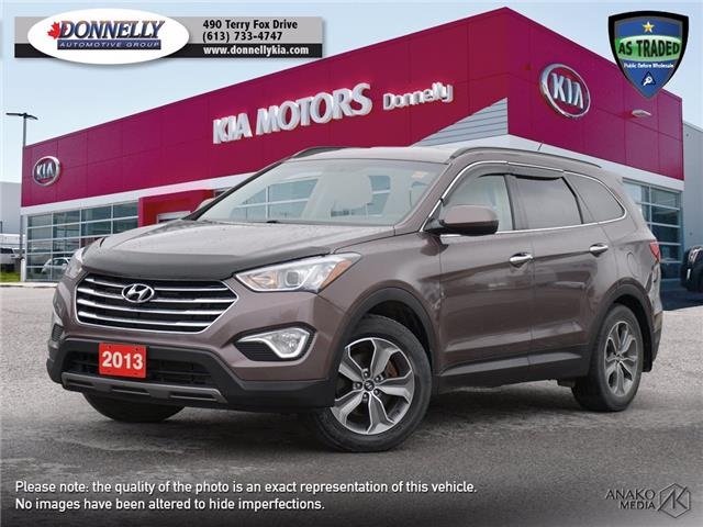 2013 Hyundai Santa Fe XL Base (Stk: KUR2382A) in Kanata - Image 1 of 28