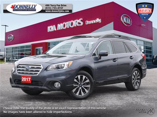 2017 Subaru Outback 3.6R Limited (Stk: KU2425) in Kanata - Image 1 of 30