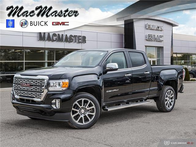 2021 GMC Canyon Denali (Stk: 21011) in Orangeville - Image 1 of 28