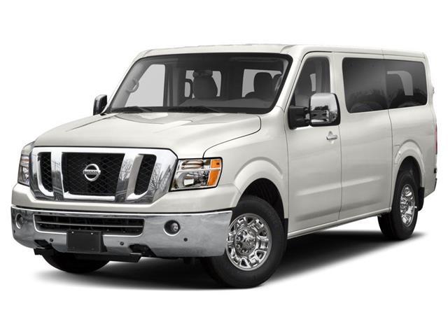 New 2020 Nissan NV Passenger NV3500 HD SL V8  - Chilliwack - Mertin Nissan