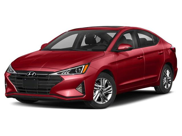 2020 Hyundai Elantra Preferred w/Sun & Safety Package (Stk: 20EL184) in Mississauga - Image 1 of 9