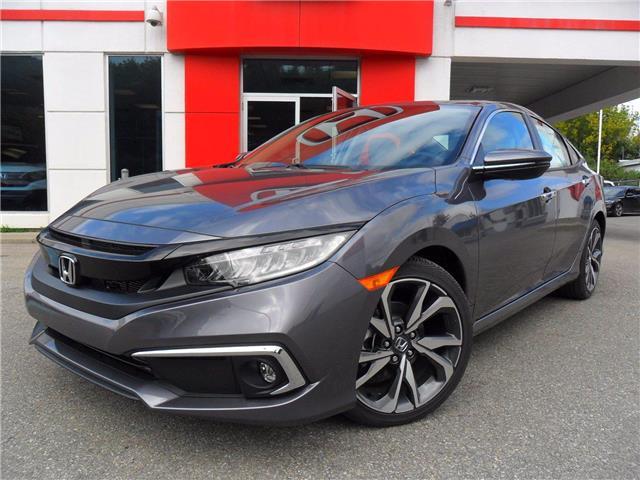 2020 Honda Civic Touring (Stk: 11035) in Brockville - Image 1 of 23