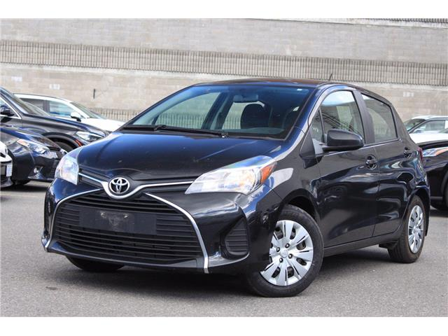 2015 Toyota Yaris LE (Stk: L28363) in Ottawa - Image 1 of 20