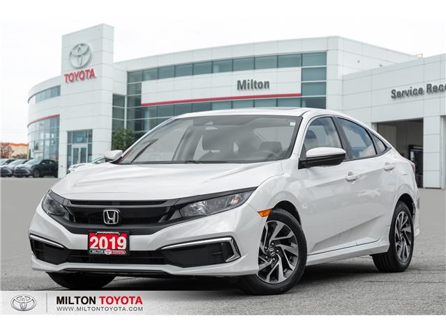 2019 Honda Civic EX (Stk: 015547) in Milton - Image 1 of 21