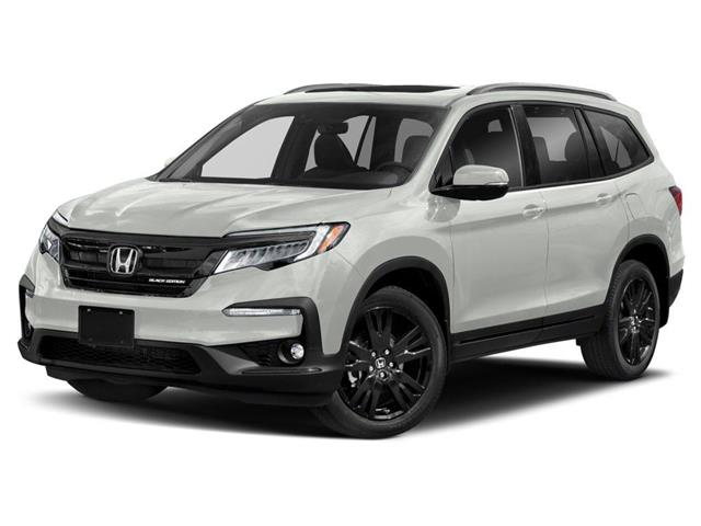2021 Honda Pilot Black Edition (Stk: 210010) in Airdrie - Image 1 of 9