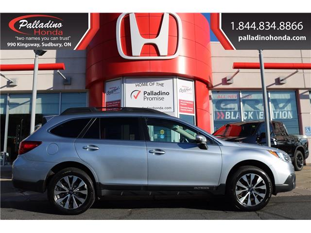 2016 Subaru Outback 3.6R Limited Package (Stk: BC0067) in Greater Sudbury - Image 1 of 28