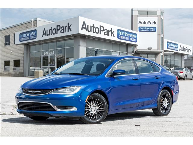 2015 Chrysler 200 Limited (Stk: APR5054A) in Mississauga - Image 1 of 18