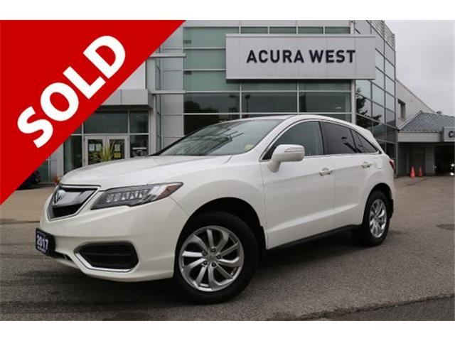 2017 Acura RDX Tech (Stk: 7296A) in London - Image 1 of 1