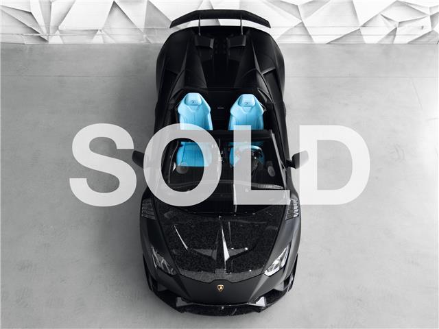 2019 Lamborghini Huracan Performante Spyder (Stk: ZHWCS4ZF2KLA12703) in Woodbridge - Image 1 of 50