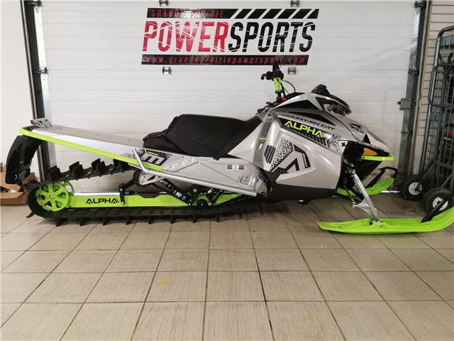 2020 Arctic Cat M8000 MOUNTAIN CAT ALPHA ONE 165 (Stk: 20AS-081) in Grande Prairie - Image 1 of 4