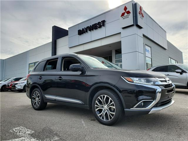 2018 Mitsubishi Outlander ES (Stk: ) in Owen Sound - Image 1 of 21