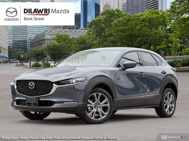 2021 Mazda CX-30 GS (Stk: 21372) in Gloucester - Image 1 of 23