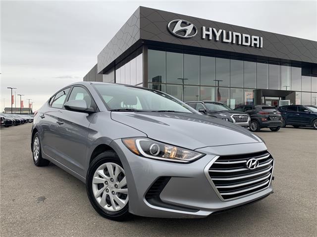 2017 Hyundai Elantra LE 5NPD74LF7HH205074 H2627A in Saskatoon