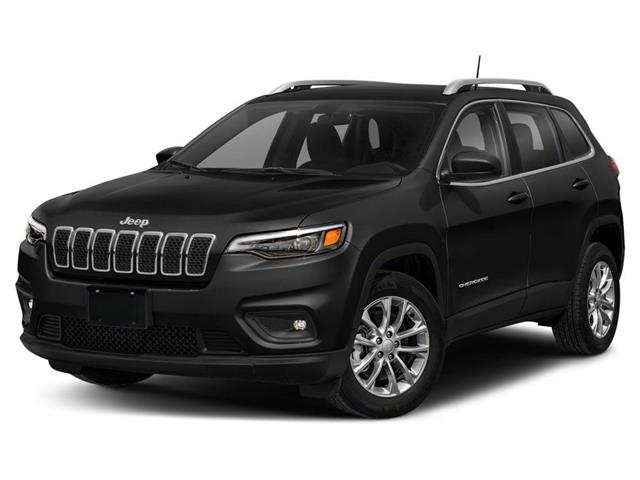 2019 Jeep Cherokee North (Stk: 27377UR) in Barrie - Image 1 of 9