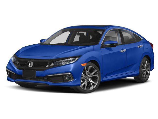 2020 Honda Civic Touring (Stk: K1076) in London - Image 1 of 9