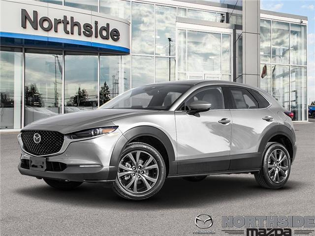 2021 Mazda CX-30 GS (Stk: M21001) in Sault Ste. Marie - Image 1 of 11