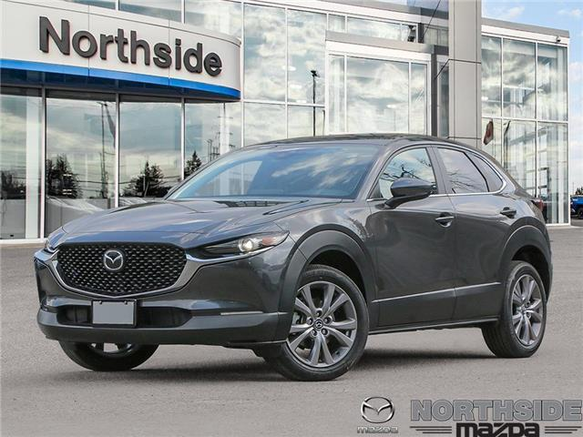 2021 Mazda CX-30 GS (Stk: M21012) in Sault Ste. Marie - Image 1 of 23