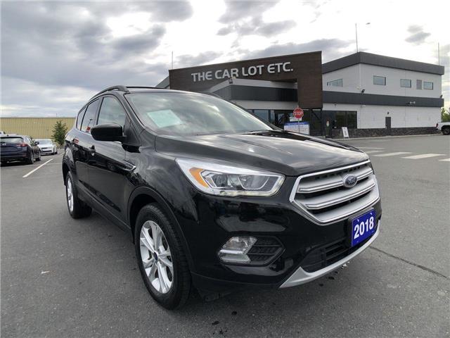 2018 Ford Escape SEL (Stk: 20441) in Sudbury - Image 1 of 24