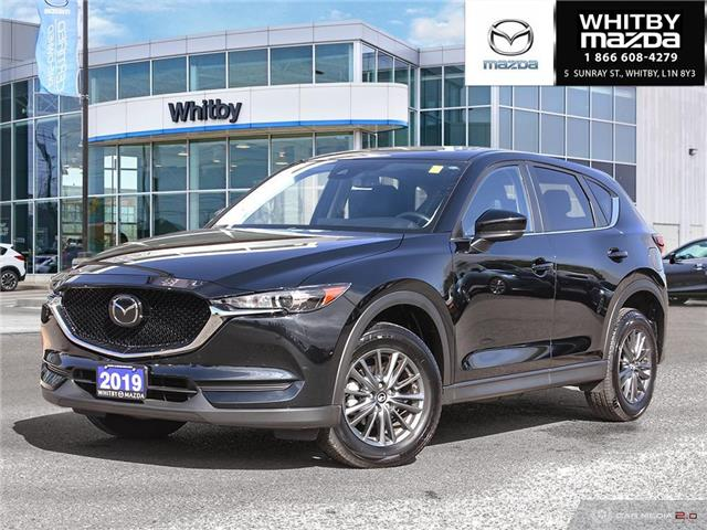 2019 Mazda CX-5 GS (Stk: 2292A) in Whitby - Image 1 of 27