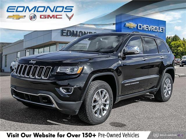 2016 Jeep Grand Cherokee Limited (Stk: P0006) in Huntsville - Image 1 of 27