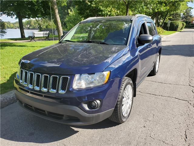 2013 Jeep Compass Sport/North (Stk: D270222) in Montréal - Image 1 of 15