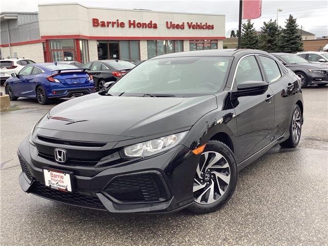 2018 Honda Civic LX (Stk: U18825) in Barrie - Image 1 of 25