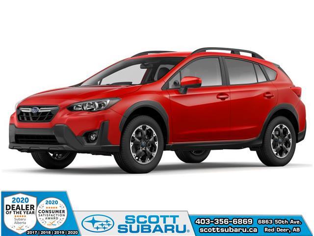 2021 Subaru Crosstrek Touring (Stk: 228629) in Red Deer - Image 1 of 2