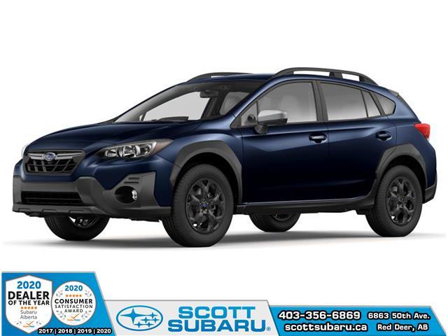 2021 Subaru Crosstrek Outdoor (Stk: 228577) in Red Deer - Image 1 of 2