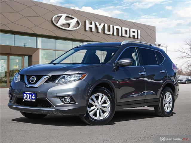 2014 Nissan Rogue SV (Stk: 95839) in London - Image 1 of 27
