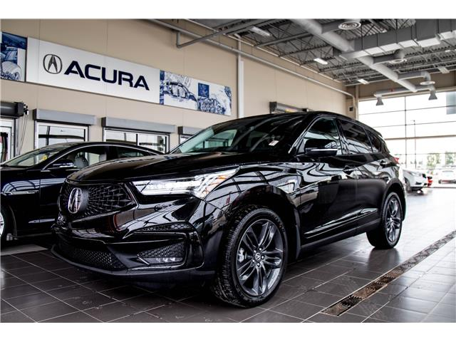 2021 Acura RDX A-Spec (Stk: 60008) in Saskatoon - Image 1 of 27