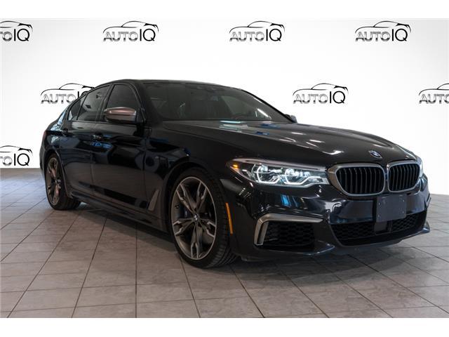 2018 BMW M550i xDrive (Stk: 27695U) in Barrie - Image 1 of 29
