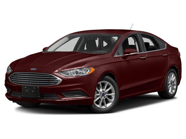 2017 Ford Fusion S (Stk: 01022A) in Miramichi - Image 1 of 9