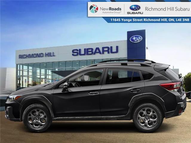 2021 Subaru Crosstrek Sport w/Eyesight (Stk: 35526) in RICHMOND HILL - Image 1 of 1