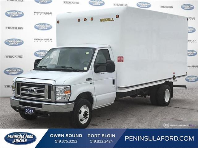2018 Ford E-450 Cutaway Base (Stk: 20FE186B) in Owen Sound - Image 1 of 20