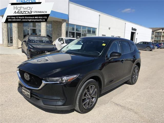 2017 Mazda CX-5 GT (Stk: A0307) in Steinbach - Image 1 of 28