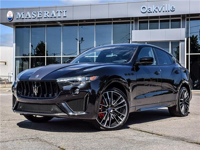 2019 Maserati Levante Trofeo (Stk: CONS2) in Oakville - Image 1 of 30