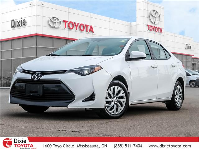 2017 Toyota Corolla  (Stk: D201902A) in Mississauga - Image 1 of 29
