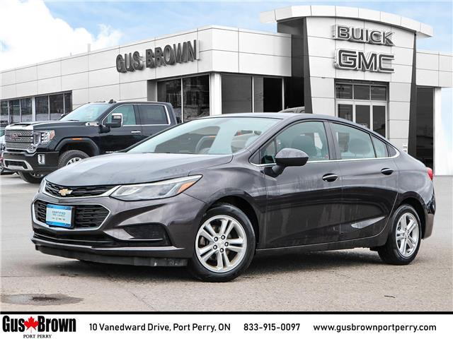 2017 Chevrolet Cruze LT Auto (Stk: 140190U) in PORT PERRY - Image 1 of 27