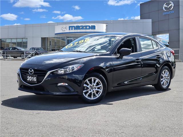 2016 Mazda Mazda3 GS (Stk: 1003) in Hamilton - Image 1 of 22