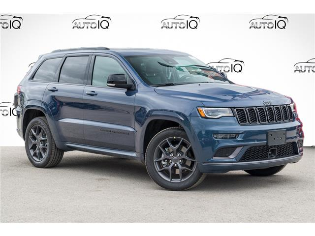 2020 Jeep Grand Cherokee Limited (Stk: 34349) in Barrie - Image 1 of 30