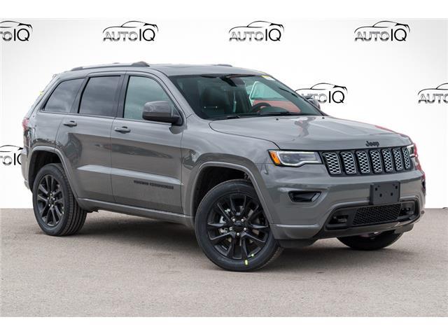 2020 Jeep Grand Cherokee Laredo (Stk: 34368) in Barrie - Image 1 of 29