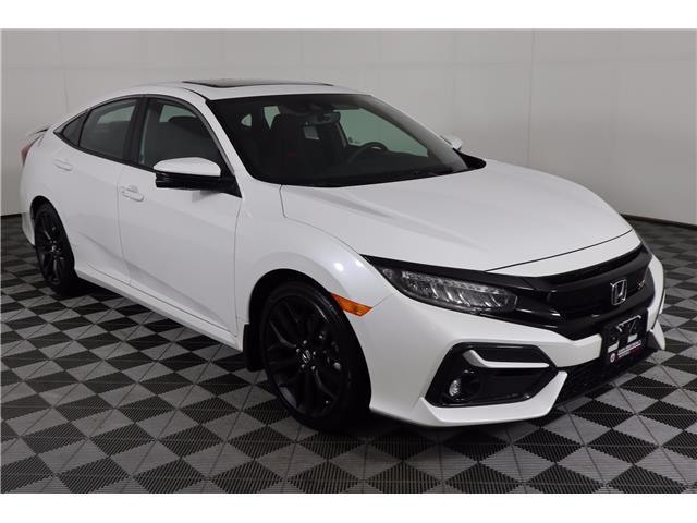 2020 Honda Civic Si Base (Stk: 220342) in Huntsville - Image 1 of 26