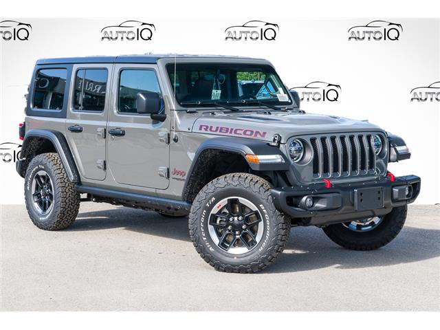 2020 Jeep Wrangler Unlimited Rubicon (Stk: 34197) in Barrie - Image 1 of 27