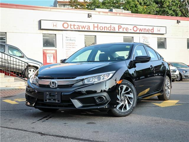 2018 Honda Civic SE (Stk: 339081) in Ottawa - Image 1 of 27