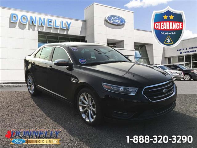 2016 Ford Taurus Limited (Stk: CLDT1277A) in Ottawa - Image 1 of 25