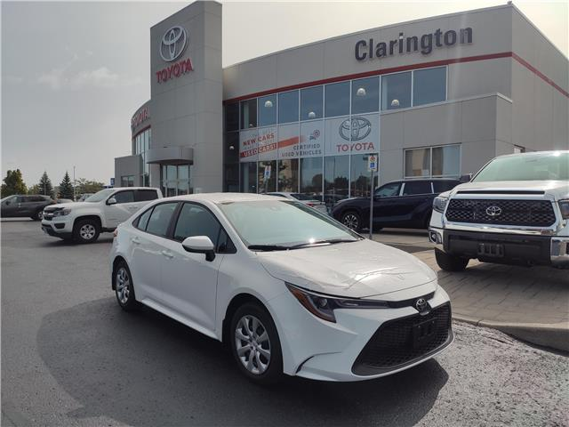 2021 Toyota Corolla LE (Stk: 21049) in Bowmanville - Image 1 of 7