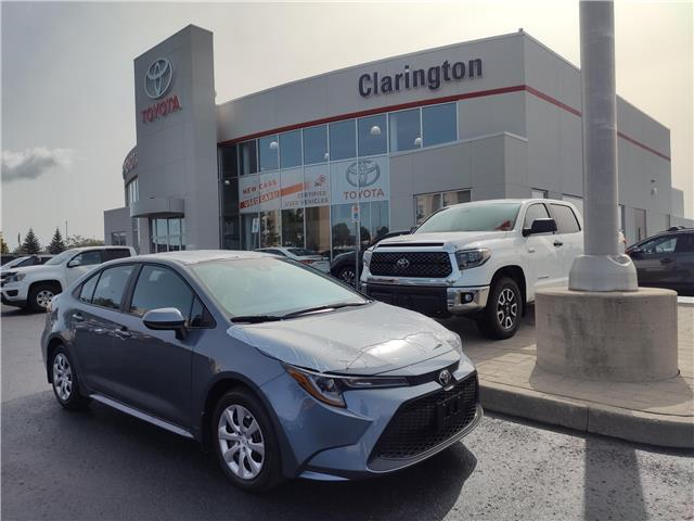2021 Toyota Corolla LE (Stk: 21023) in Bowmanville - Image 1 of 7