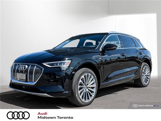 2019 Audi e-tron 55 Technik (Stk: P8217) in Toronto - Image 1 of 24