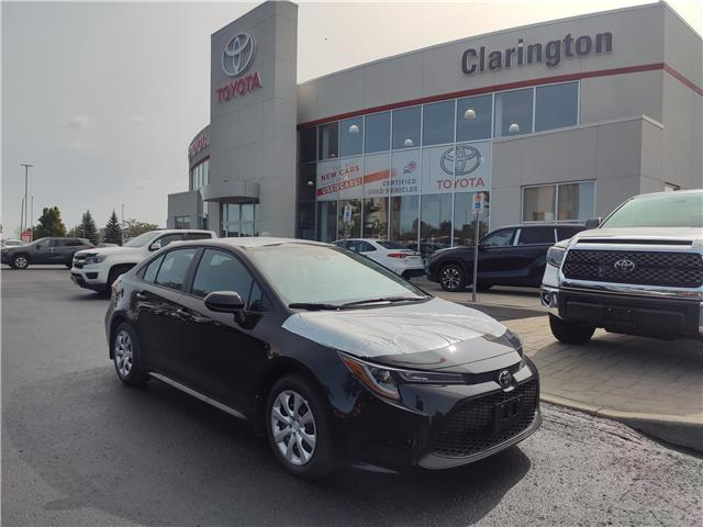 2021 Toyota Corolla LE (Stk: 21056) in Bowmanville - Image 1 of 7